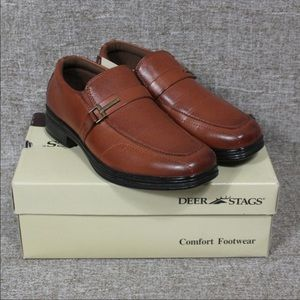 NWT brown/black dress shoes/ loafers